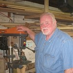 Robert Johnson, BK Woodworking Ann Arbor, Michigan
