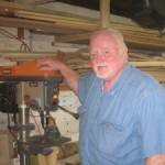 Robert Johnson, Master Woodworker, Ann Arbor, Michigan
