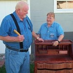 Robert and Karen Johnson, BK Woodworking, Ann Arbor, Michigan